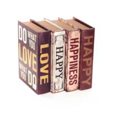 Набор шкатулок Книги