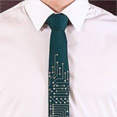 Креативный галстук Плата