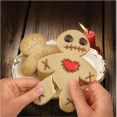 Форма для печенья Страшила Cursed Cookies