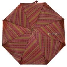 Желто-красный женский зонт Ferre Milano