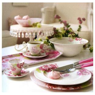 Сервиз Pastel Pink