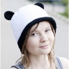 Хлопковая шляпа Панда