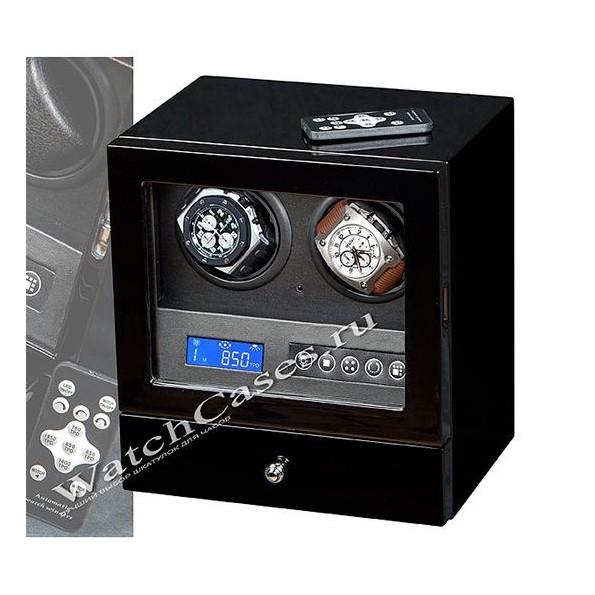 Шкатулки для часов с автоподзаводом Vicstar S202-LB