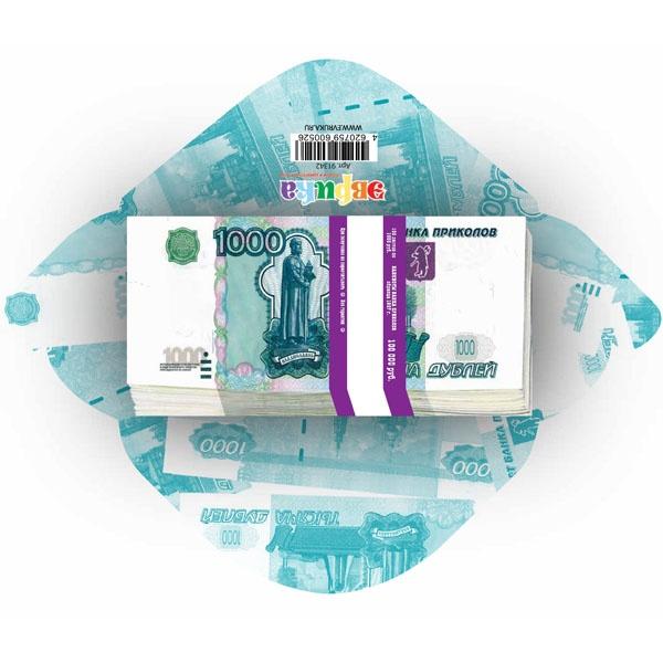 Конверт Гигант 1000 рублей, Эврика