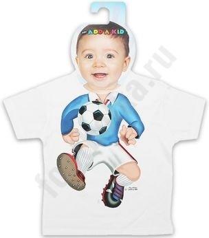 Детская футболка Футболист арт. 302332