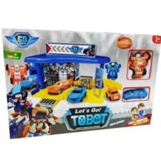 Игровой набор Go Tobot Автомастерская