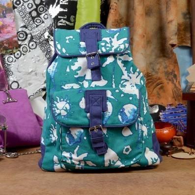 Текстильный рюкзак Морская прохлада из коллекции Socotra