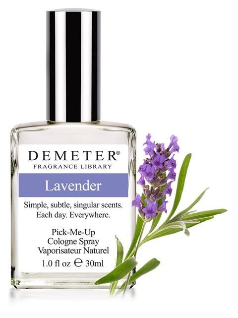 Духи-спрей Demeter Лаванда (Lavender)