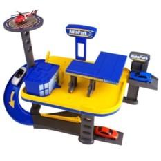 Игровой набор HTI Двухуровневый гараж