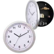 Круглые настенные часы Секрет