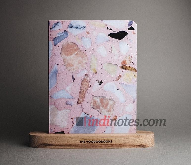 Скетчбук-тетрадь Voodoo Books Marble 02 А5