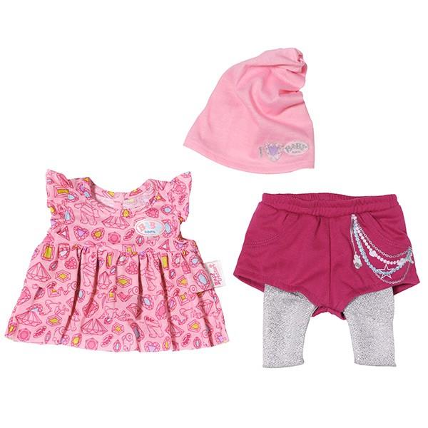 Стильная одежда для куклы Baby born (Бэби Борн)