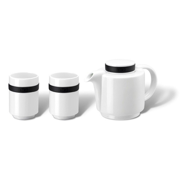Набор для чая Ring II