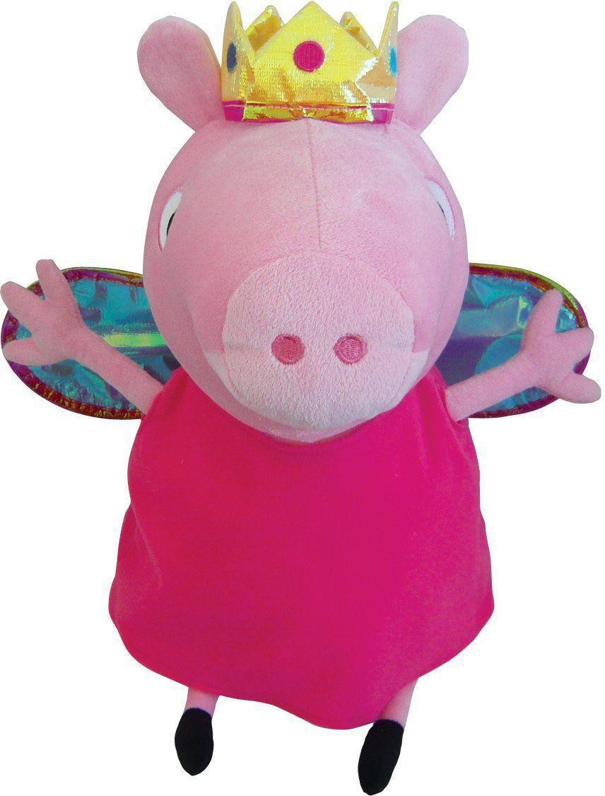 Мягкая игрушка «Пеппа Принцесса», 40 см, Peppa Pig