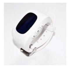 Умные детские часы с GPS Q50 Smart Baby Watch белого цвета