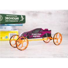 Развивающая игрушка «Автомобиль на моторе»