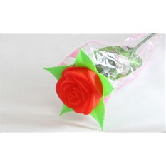 Светящаяся роза