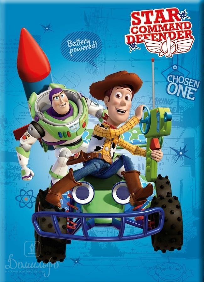 Полотенце детское Toy Story Disney