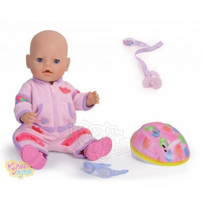 Набор одежды для куклы BABY born Безопасная езда