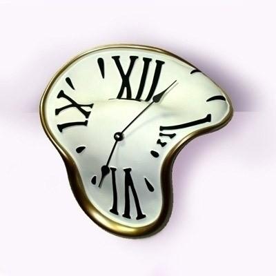 Часы на полку SALVADOR
