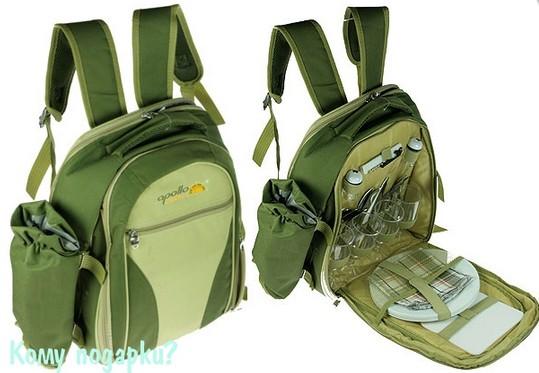 Набор для пикника в сумке