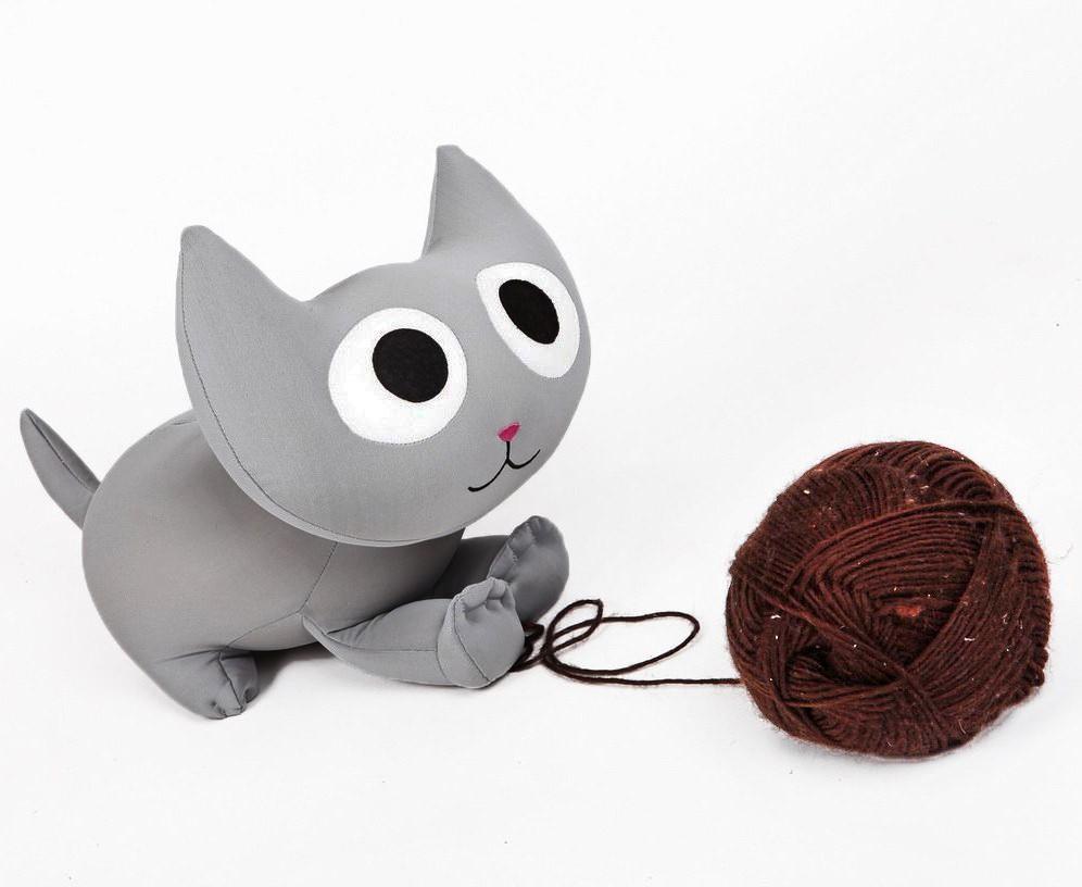 Игрушка-антистресс Кот