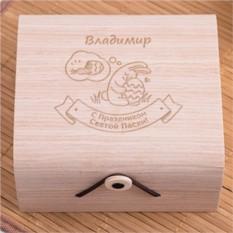 Подарочный набор мёда Светлой Пасхи