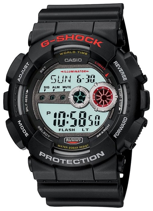 Часы Casio G-Shock GD-100-1A Specials Collection