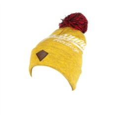 Желтая шапка Запорожец Zap