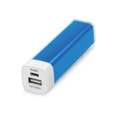 Голубое портативное зарядное устройство Ангра