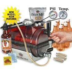 Домашняя мини-пивоварня BeerMachine Brewmaster Expert