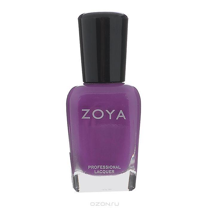 Zoya Лак для ногтей Kieko, тон №555, 15 мл
