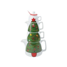 Новогодний подарочный набор «Чаепитие»