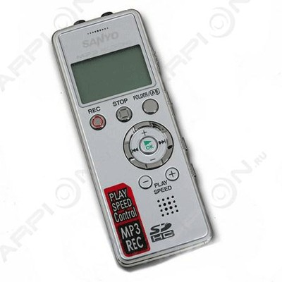 Цифровой диктофон SANYO ICR-FP600D