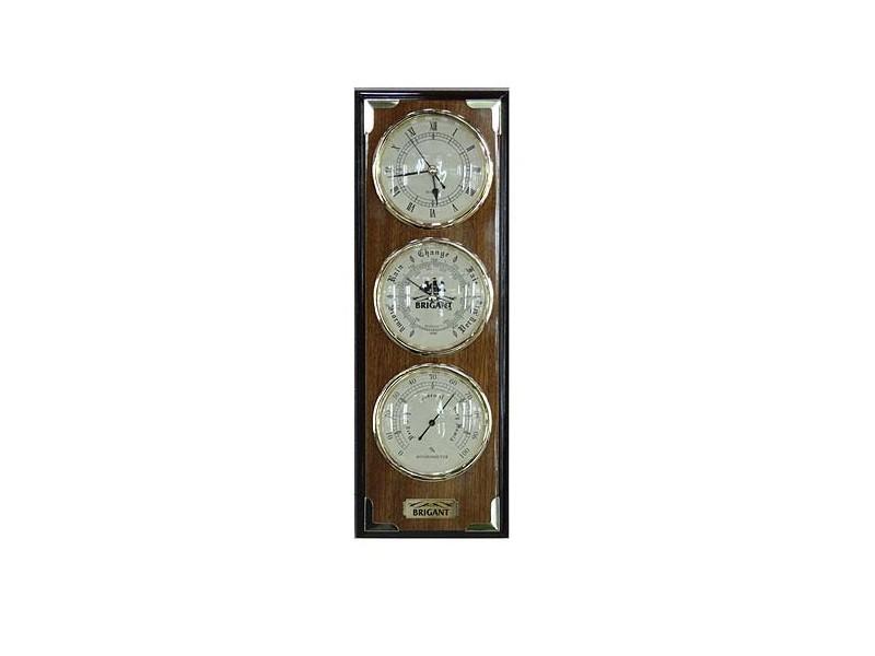 Метеостанция Brigant - часы, барометр, гигрометр