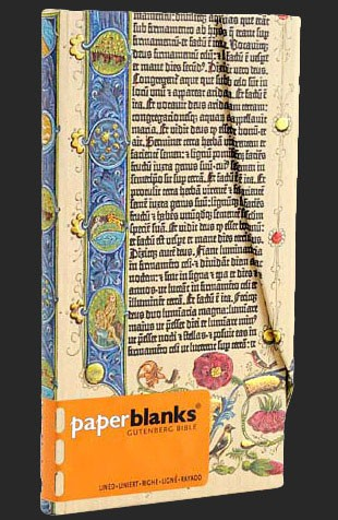 Записная книжка от Paperblanks Генезис