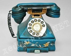 Копилка в стиле ретро «Телефон»
