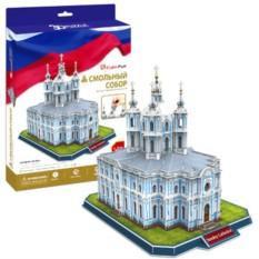 3D пазл Смольный Собор (Россия)