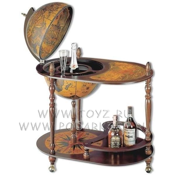 Глобус-бар столик