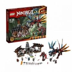 Конструктор Lego Ninjago Кузница Дракона