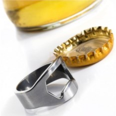 Кольцо-открывалка Пивной властелин