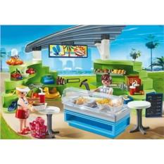 Конструктор Playmobil Магазин летних товаров с закусочной