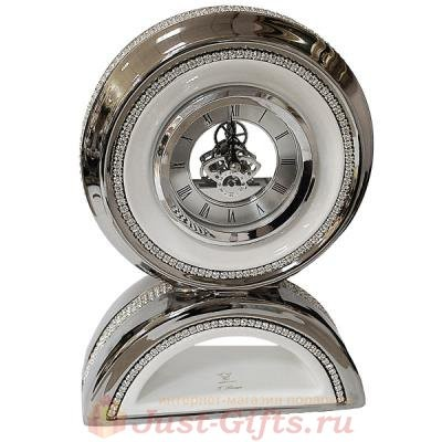 Часы со стразами Swarovski