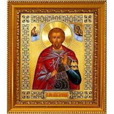 Икона на холсте Савел Персиянин Халкидонский мученик