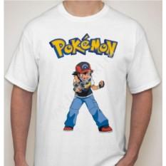 Мужская футболка с покемоном Мальчик