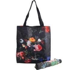 Подарочный набор Цветы: сумка и складной зонт
