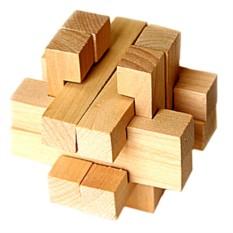 Деревянная головоломка Гамма