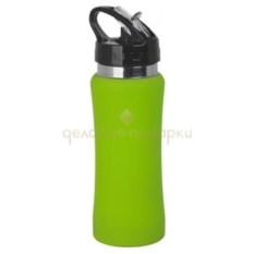 Бутылка спортивная Индиана с покрытием soft touch