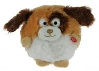 Мягкая игрушка «Собачка», со звуком