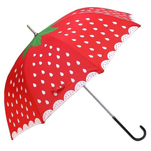 Зонт Земляника